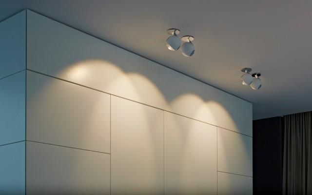 occhio vervaardigt een zeer uitgebreid programma en biedt daarmee verlichting voor iedere ruimte